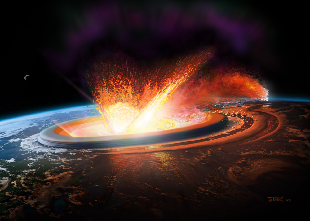 Semana - 1307 - 3 Chicxulub impact