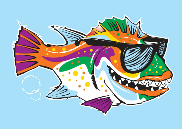 Semana - 1308 - 1 Psychofish