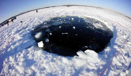 В озере Чебаркуль не обнаружили следов метеорита