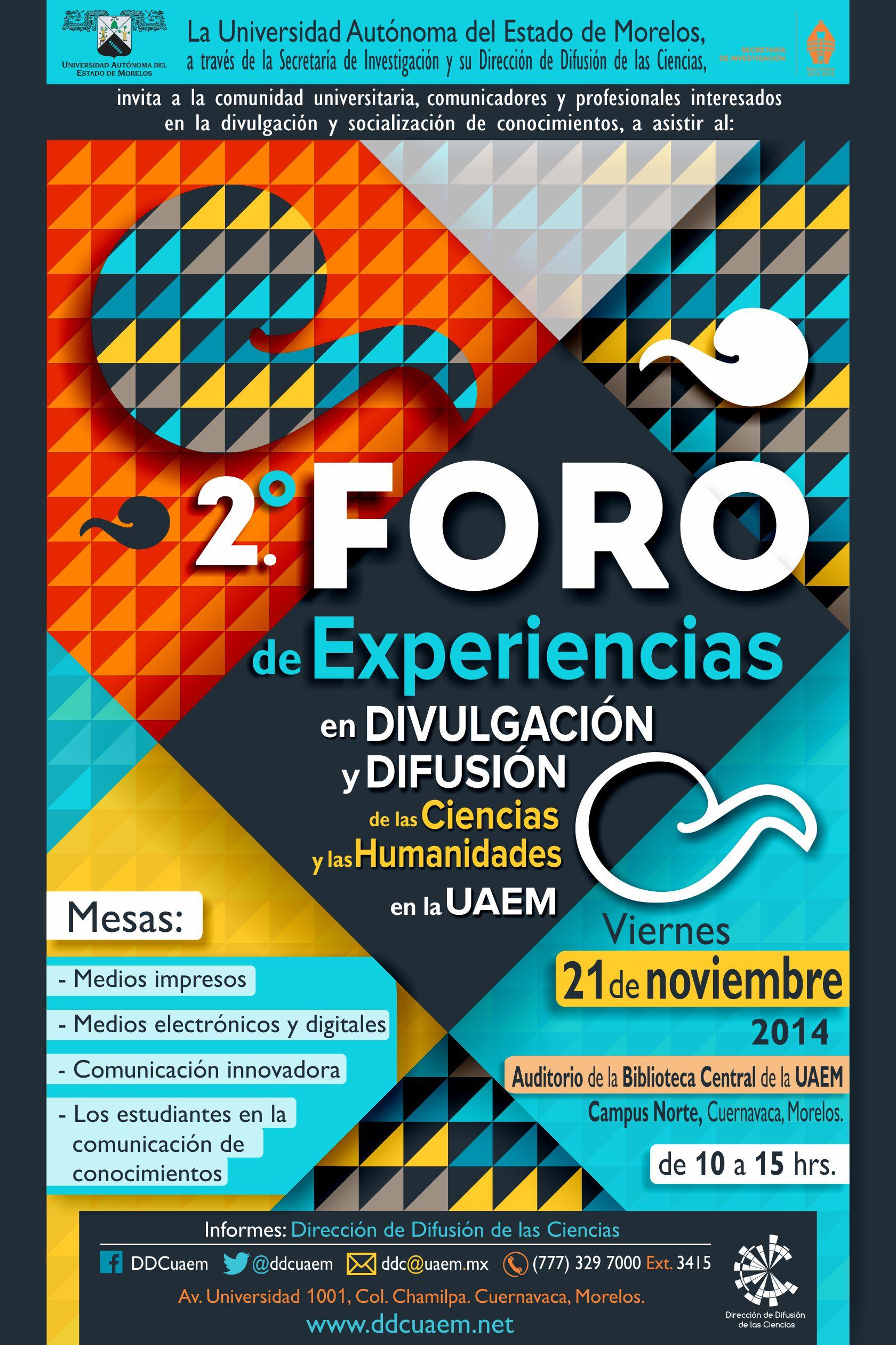 2.º FORO de experiencias 2014 - RS