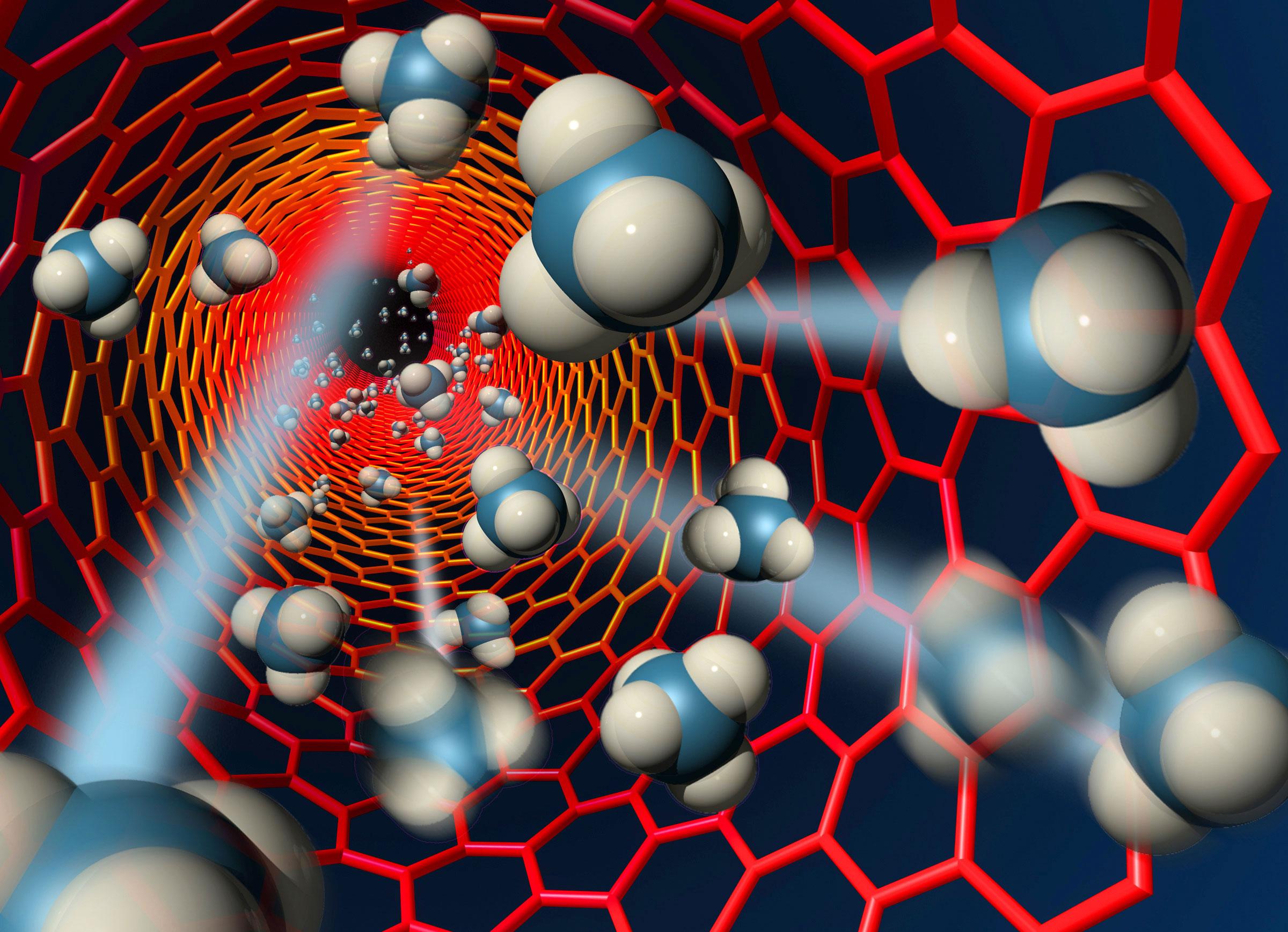 Semana -1445 - 1 Nanotubo