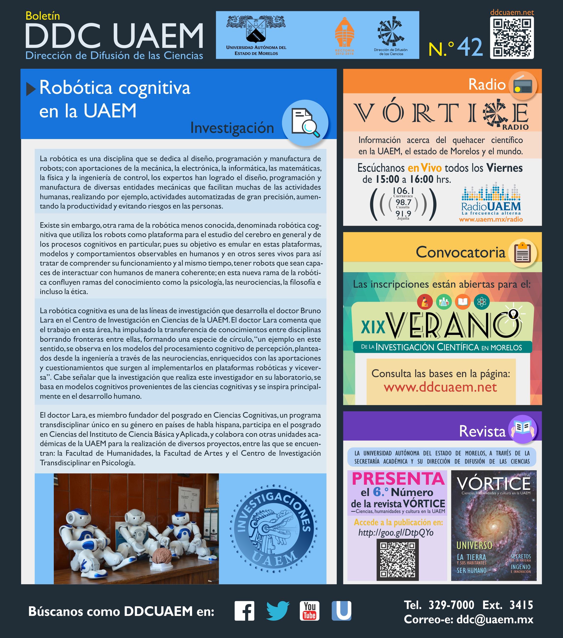 Boletín DDC 42 - RS