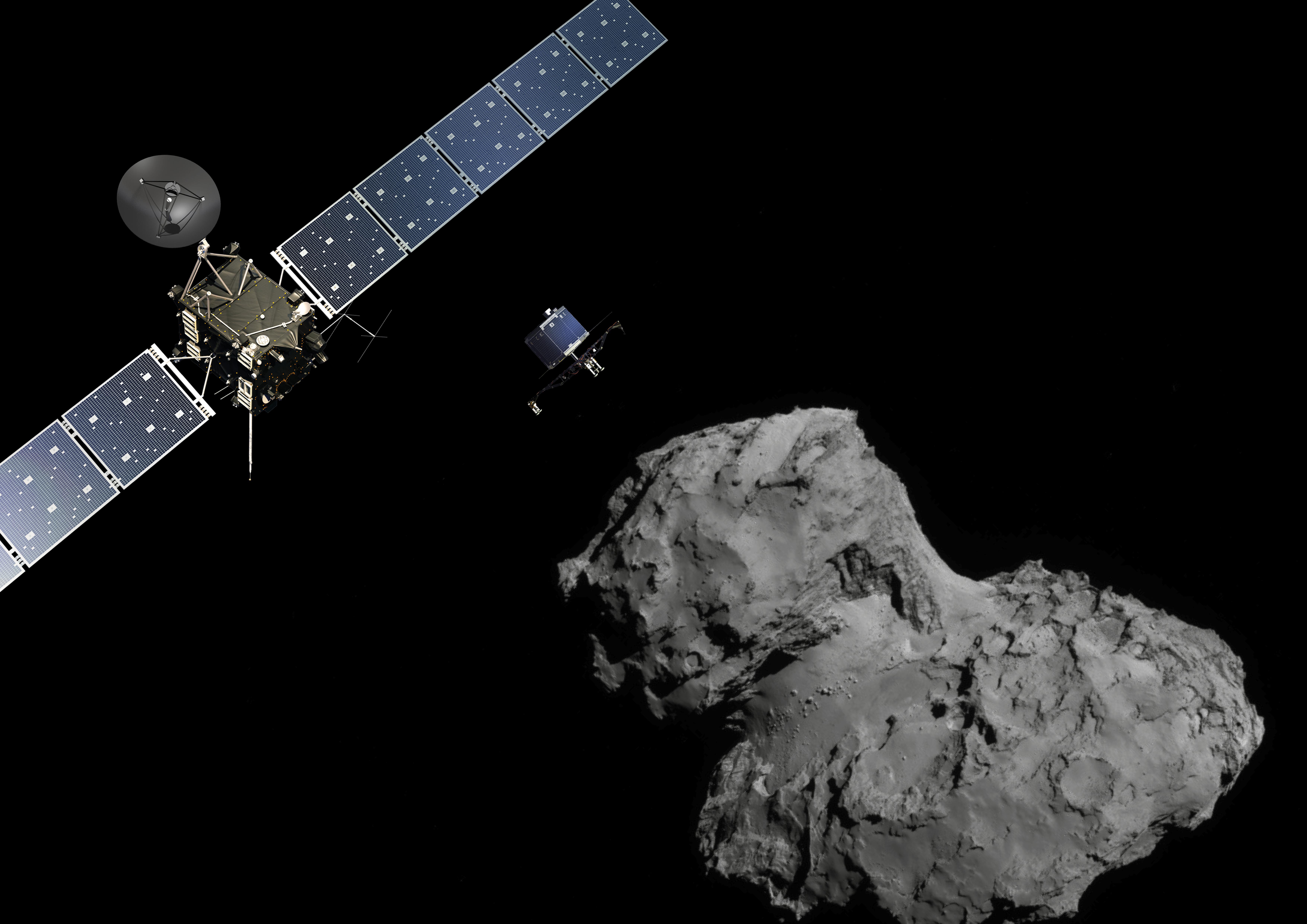 Semana -1540 - 2 Rosetta